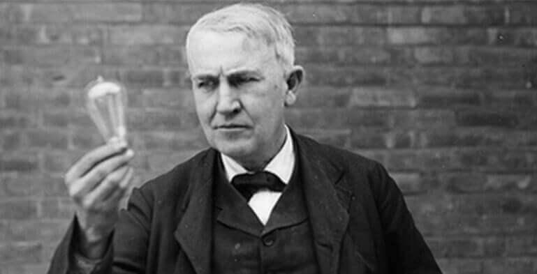 سال شمار زندگی توماس ادیسون