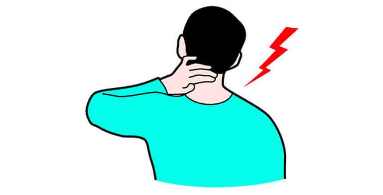 گردن درد در جوانی