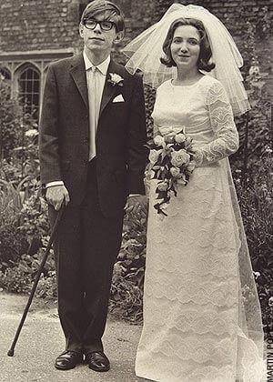 ازدواج استیون هاوکینگ